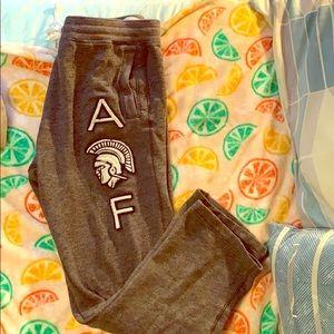 Abercrombie $ Fitch medium sweats